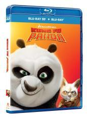 Kung fu panda (2 Blu-Ray)(2D+3D)(new line look 2018)