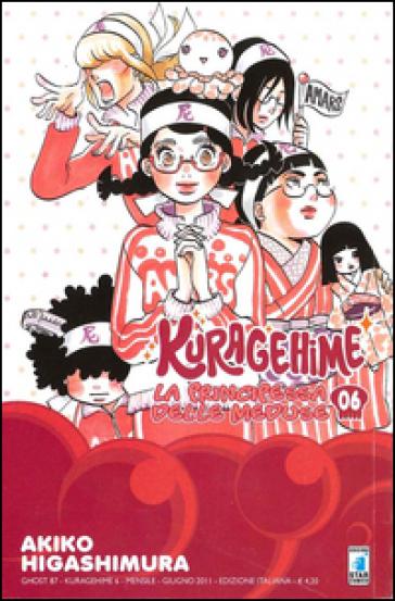 Kuragehime la principessa delle meduse. 6. - Akiko Higashimura  