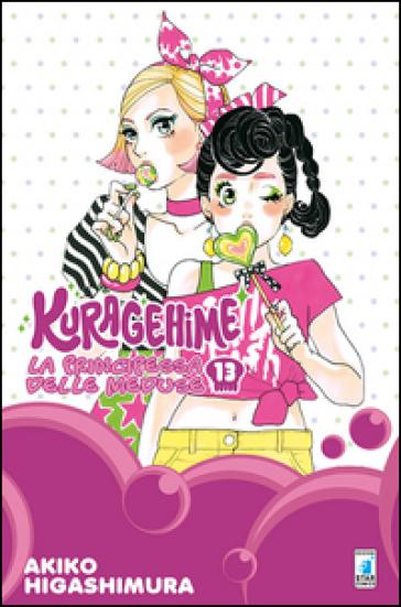 Kuragehime la principessa delle meduse. 13. - Akiko Higashimura   Rochesterscifianimecon.com