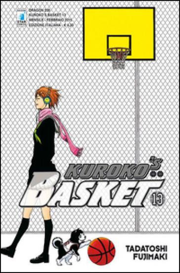 Kuroko's basket. 13. - Tadatoshi Fujimaki  