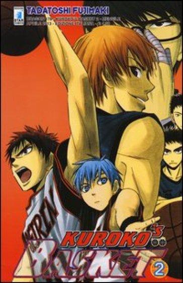 Kuroko's basket. 2. - Tadatoshi Fujimaki |