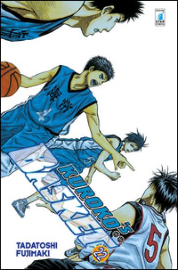 Kuroko's basket. 22.