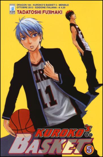 Kuroko's basket. 5. - Tadatoshi Fujimaki |