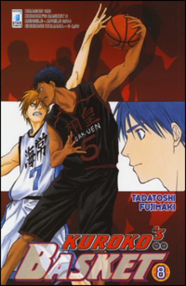 Kuroko's basket. 8. - Tadatoshi Fujimaki |