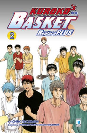 Kuroko's basket. Replace plus. 2.