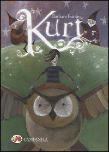 Kurt - Barbara Buttini | Rochesterscifianimecon.com