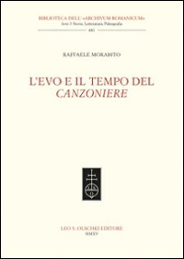L'Evo e il tempo del Canzoniere - Raffaele Morabito   Jonathanterrington.com