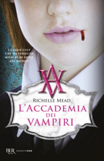 Image result for l'accademia dei vampiri libro