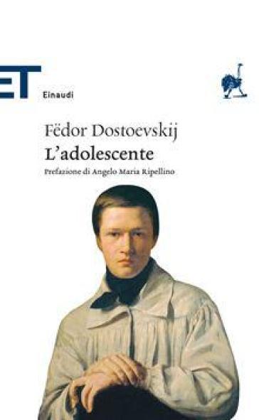 L'adolescente - Fedor Michajlovic Dostoevskij pdf epub