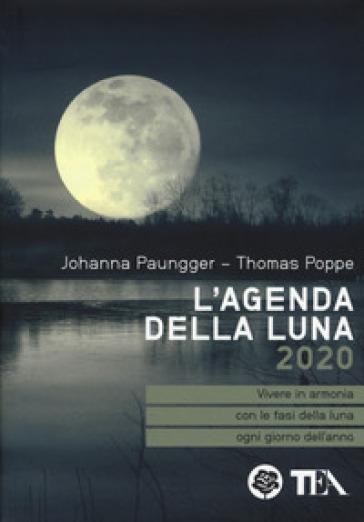 L'agenda della luna 2020 - Johanna Paungger   Thecosgala.com