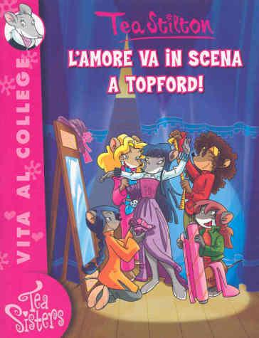 L 39 amore va in scena a topford tea stilton libro mondadori store - L amore infedele scena bagno ...