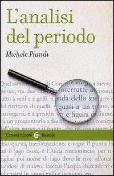 L'analisi del periodo - Michele Prandi | Jonathanterrington.com