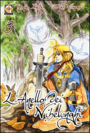 L'anello dei Nibelunghi. 3. - Riyoko Ikeda   Rochesterscifianimecon.com