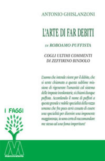 L'arte di far debiti - Antonio Ghislanzoni  