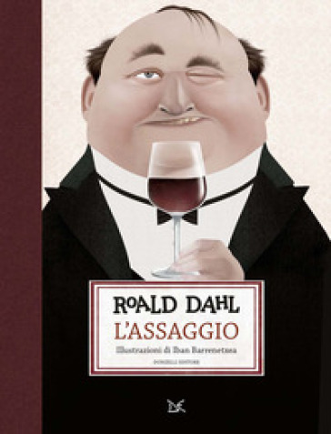 L'assaggio - Roald Dahl   Jonathanterrington.com