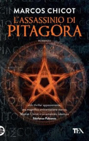 L'assassino di Pitagora - Marcos Chicot | Rochesterscifianimecon.com