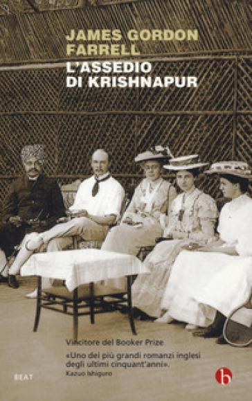 L'assedio di Krishnapur - James Gordon Farrell | Jonathanterrington.com