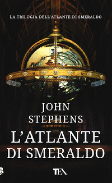L'atlante di smeraldo - John Stephens  