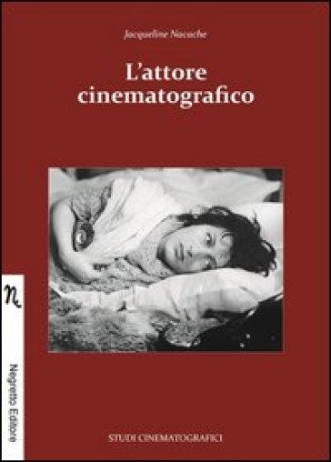 L'attore cinematografico - Jacqueline Nacache   Jonathanterrington.com