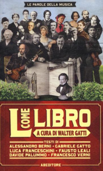L come libro - W. Gatti   Thecosgala.com