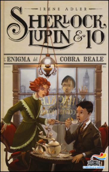 L'enigma del Cobra Reale - Irene Adler  