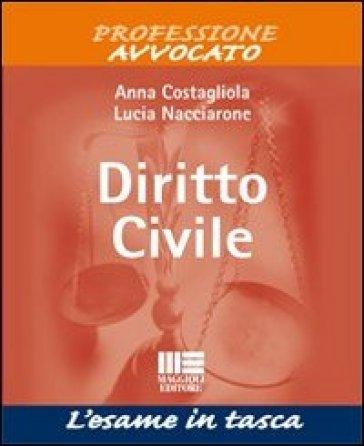 L'esame di diritto civile - Anna Costagliola | Thecosgala.com