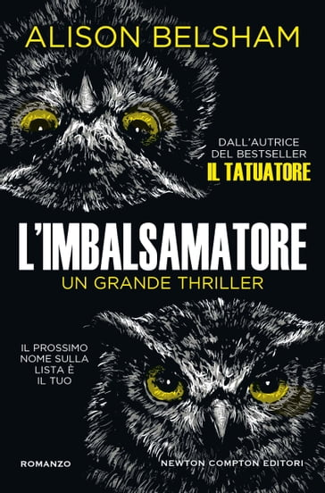 L'imbalsamatore - Alison Belsham - eBook - Mondadori Store