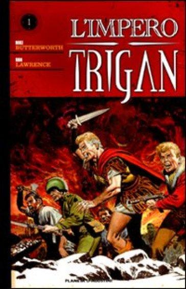 L'impero Trigan. 1. - Don Lawrence | Rochesterscifianimecon.com