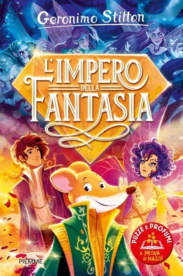 L'impero della fantasia - Geronimo Stilton | Thecosgala.com