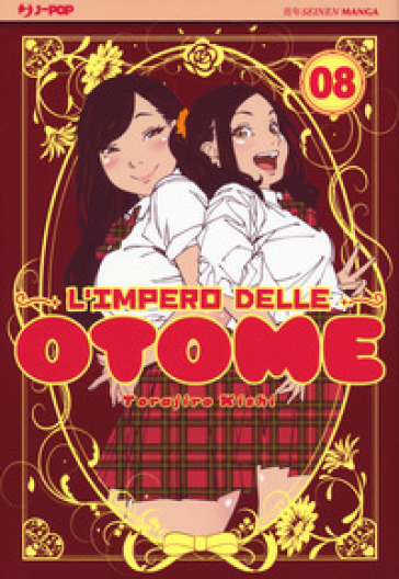 L'impero delle Otome. 8. - Kishi Torajiro | Rochesterscifianimecon.com