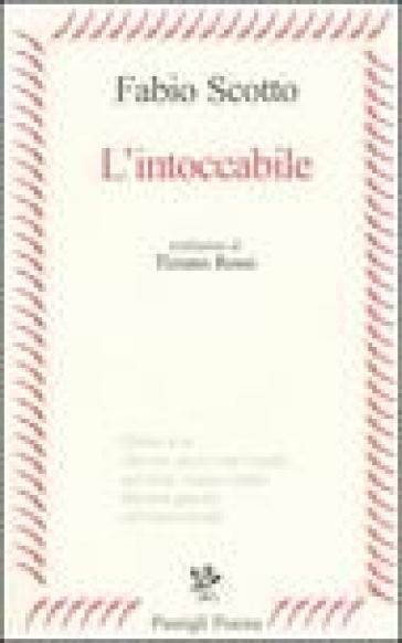 L'intoccabile - Fabio Scotto   Kritjur.org