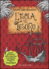 L'isola del tesoro. Con poster
