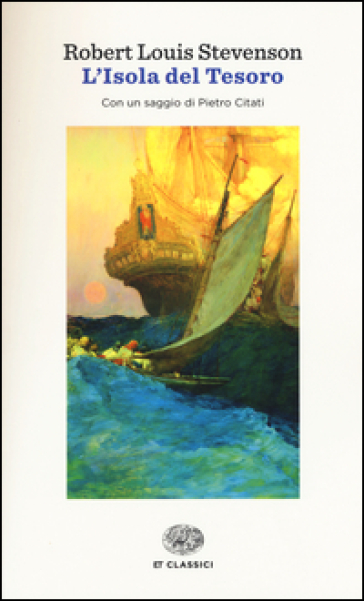 L'isola del tesoro - Robert Louis Stevenson |