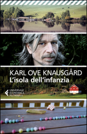L'isola dell'infanzia - Karl Ove Knausgard   Kritjur.org