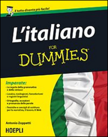 L'italiano For Dummies