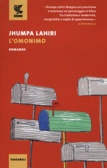 L'omonimo - Jhumpa Lahiri |