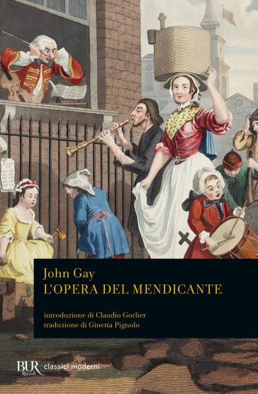 L'opera del mendicante - John Gay pdf epub