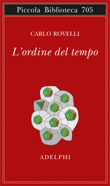L'ordine del tempo - Carlo Rovelli | Thecosgala.com