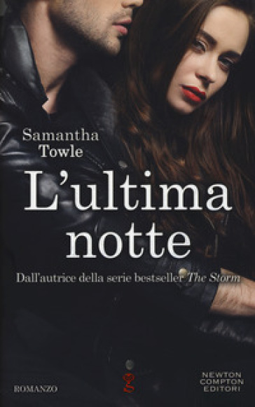 L'ultima notte - Samantha Towle | Ericsfund.org