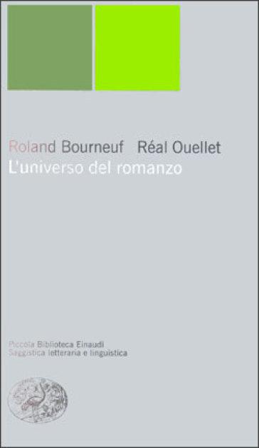 L'universo del romanzo - Réal Ouellet   Rochesterscifianimecon.com