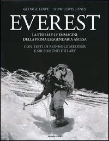 LA CONQUISTA DELL'EVEREST - V. Castellani |