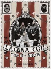 LACUNA COIL - THE 119 SHOW - LIVE IN LONDON (4 Blu-Ray)
