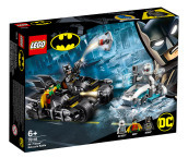 LEGO Batman: Batt. Bat-Ciclo Mr. Freeze