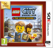 LEGO City Undercover-Chase Begins Select