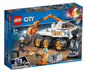 LEGO City:Space P.-Prova Guida del Rover