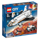 LEGO City:Space P.-Shuttle Ricerca Marte