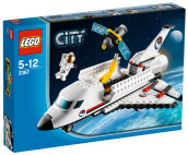 LEGO City:Space Shuttle