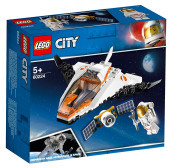 LEGO City:Space P.-Riparazione Satellite