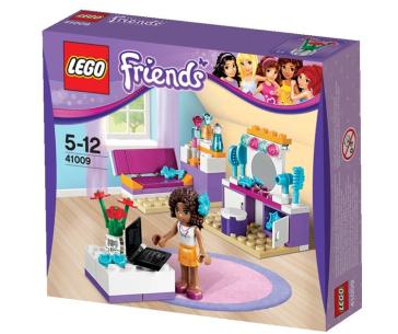 Lego friends camera da letto di andrea idee regalo - Musica da camera da letto ...