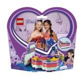 LEGO Friends:Scatola Cuore Estate Emma
